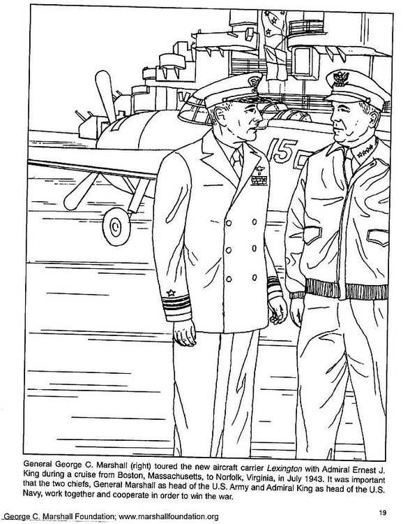 Coloring page Marshall 24