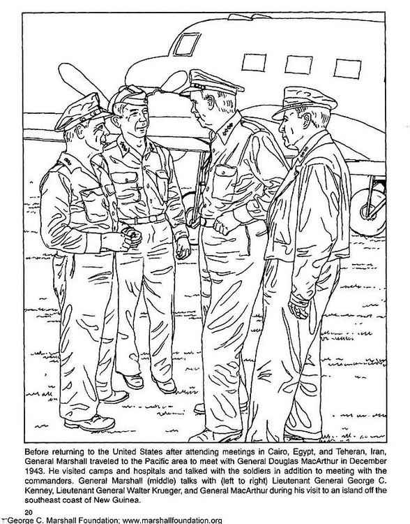 Coloring page Marshall 25