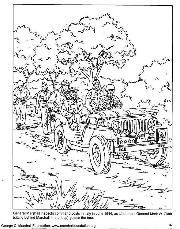 Coloring page Marshall 32