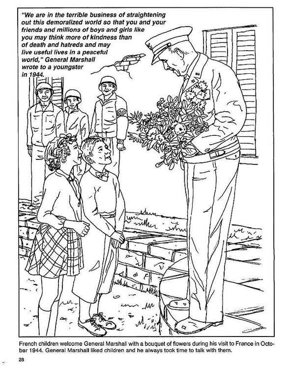 Coloring page Marshall 33
