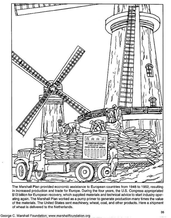 Coloring page Marshall 40