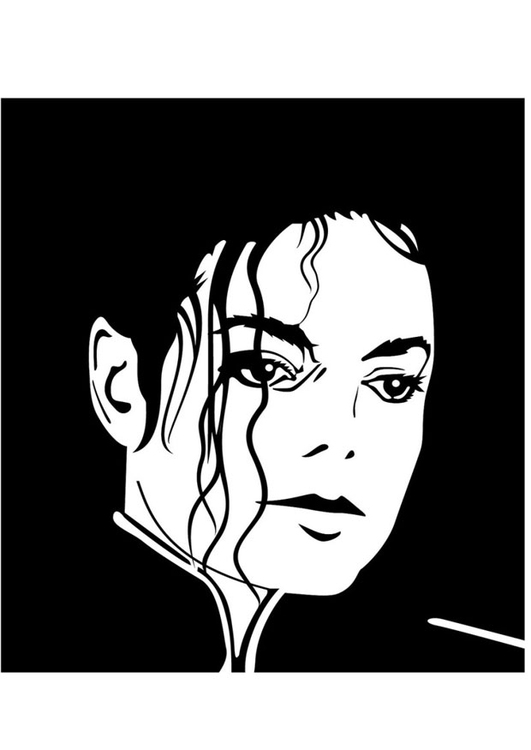 Michael jackson spider - Unclassifiable Adult Coloring Pages | 750x531