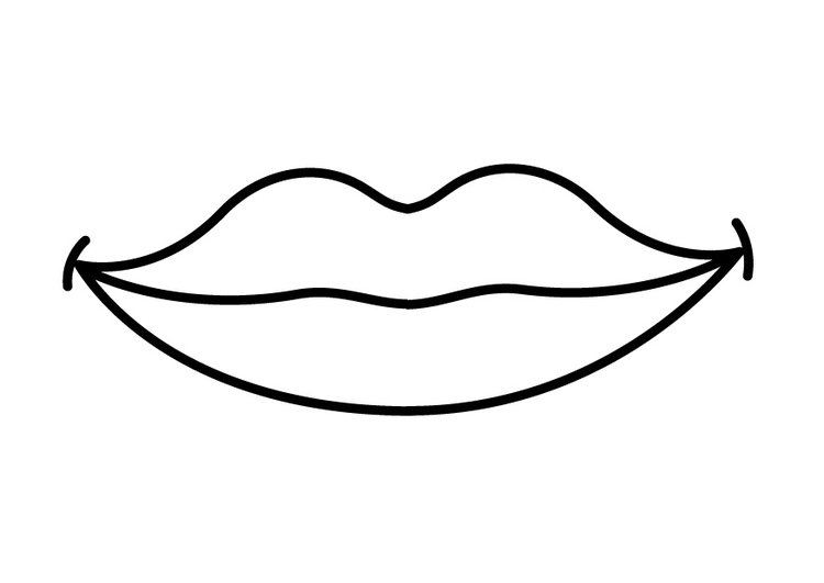 Beauty Lippy Lips Shopkin coloring page | Free Printable Coloring ... | 531x750