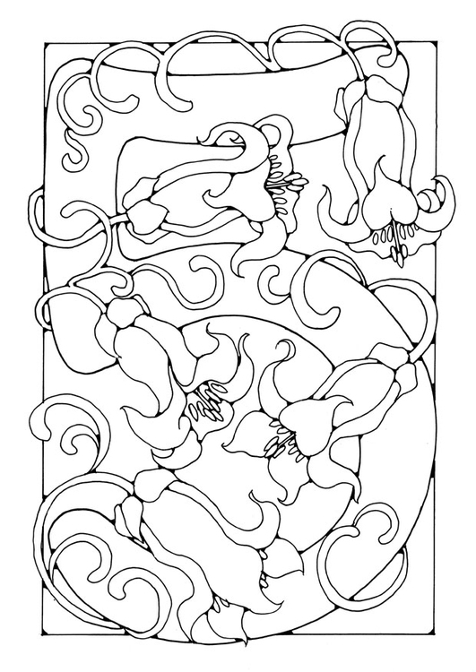 Coloring page number - 5