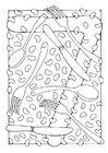 Coloring pages number - 7