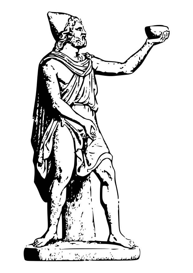 Coloring page odysseus img 18606 for Odysseus coloring pages