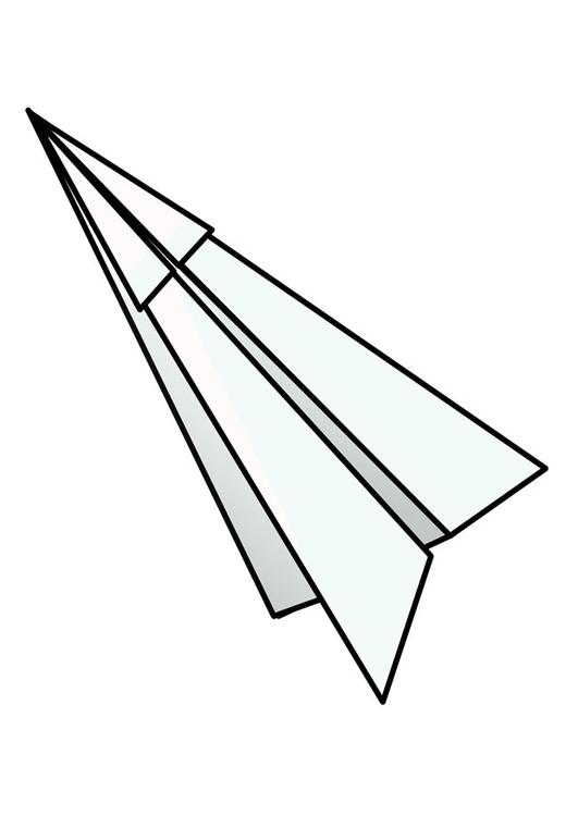 origami - airplane