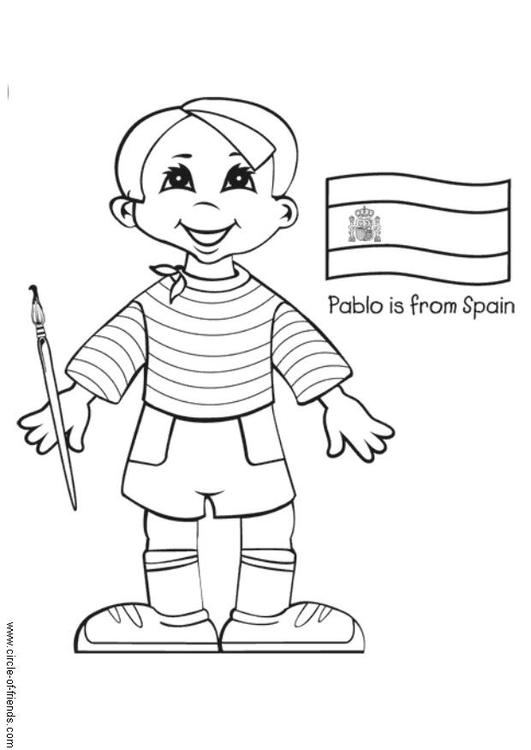 Pablo from Spain