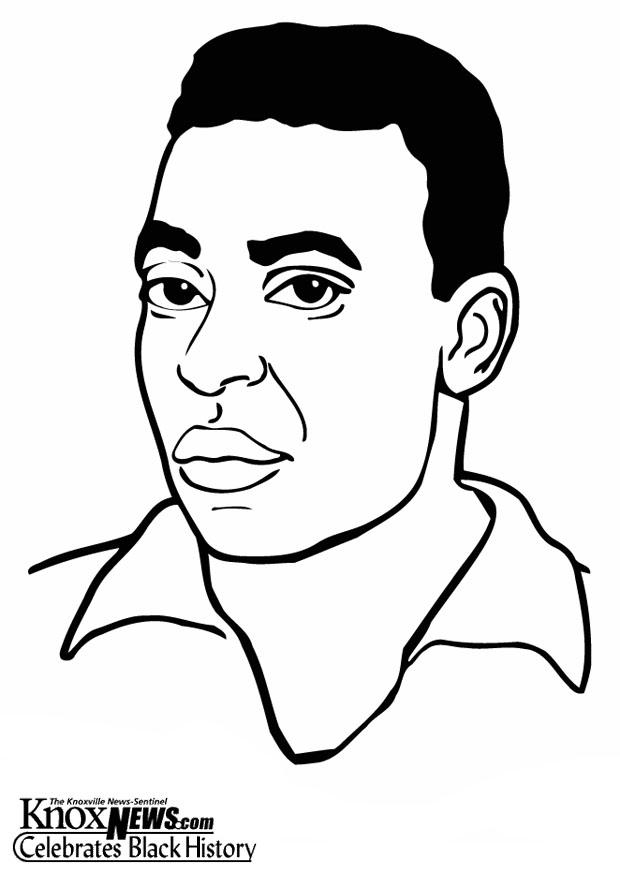 Coloring Page Pele Img 13325