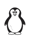 Coloring pages Penguin