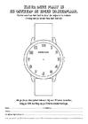 Coloring pages Prisma Watch