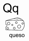 Coloring pages q