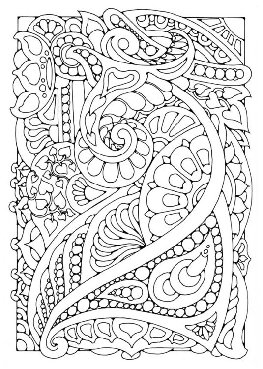 Coloring page quisitor