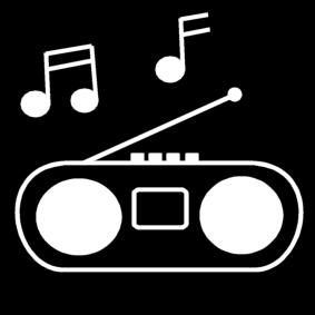 Image Result For Radio Music Coloring