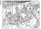 Coloring page Renoir