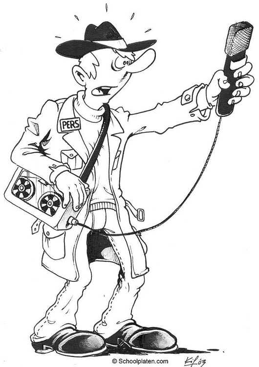Coloring page reporter