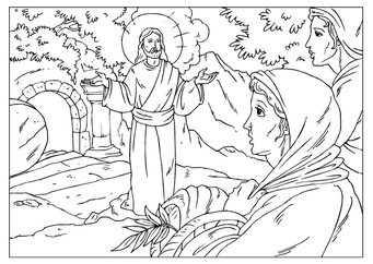 Coloring page resurrection