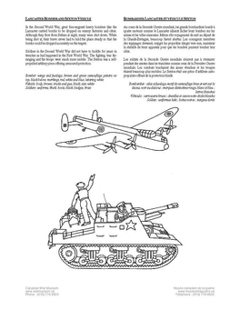 Coloring page sexton vehicle