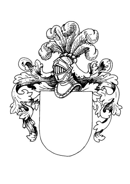 shield of arms