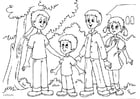Coloring page small