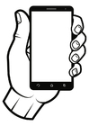 Coloring pages smartphone