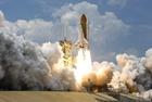 Photo Space Shuttle Atlantis