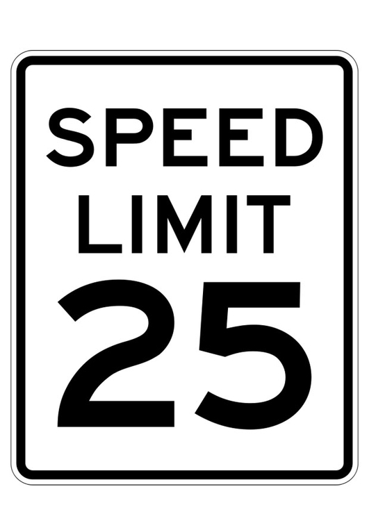 Coloring page speed limit