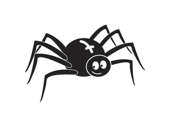 Coloring page Spider