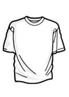 Coloring pages t-shirt