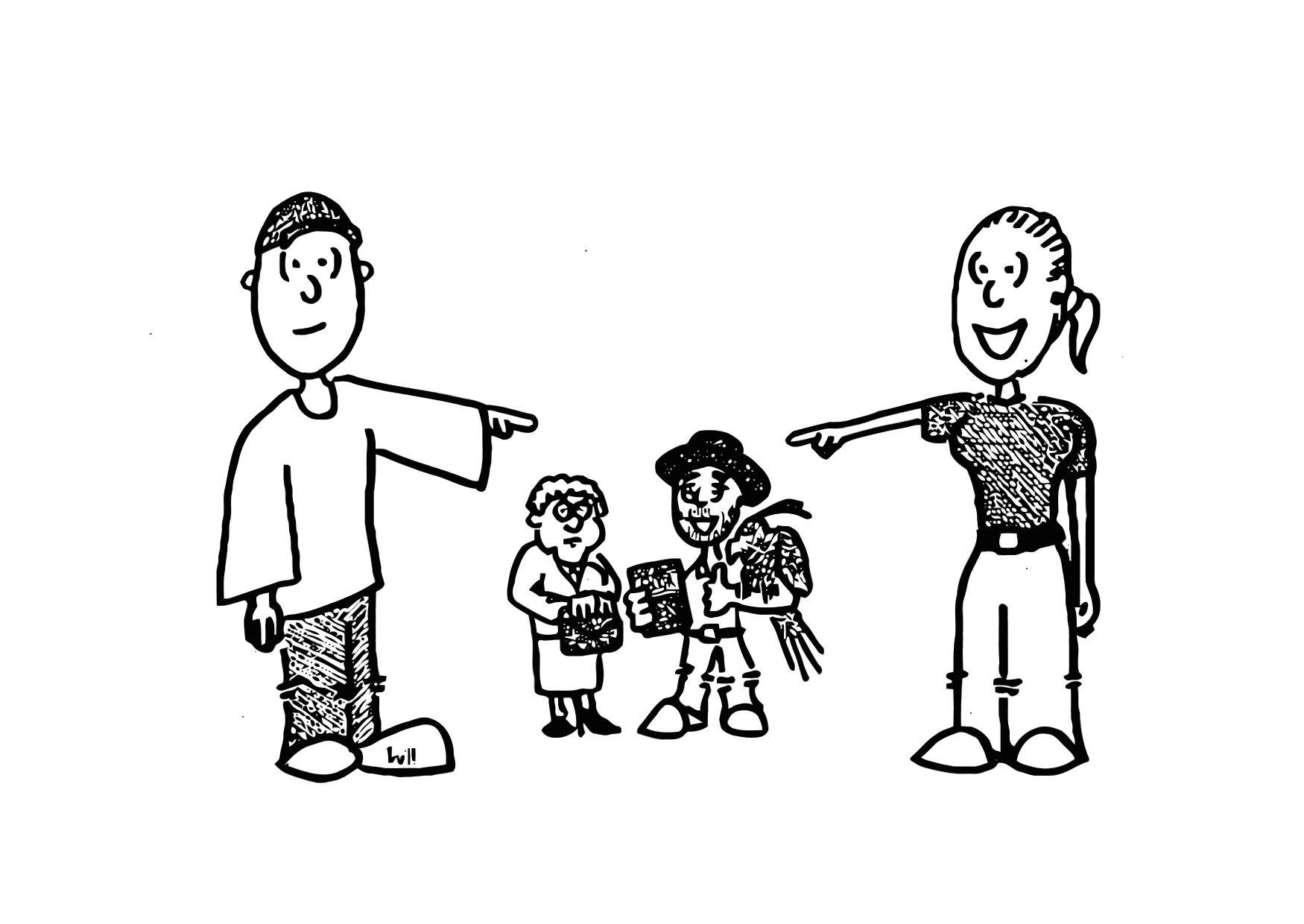 personal pronouns coloring pages - photo#7