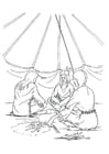 Coloring pages tipi home