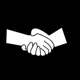 to shake hands - friendship