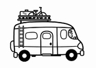 Coloring pages van