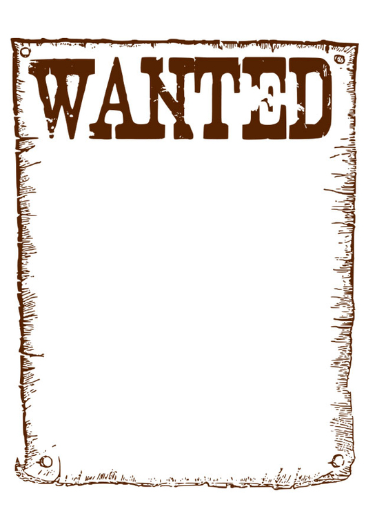Coloring page wanted - wanted