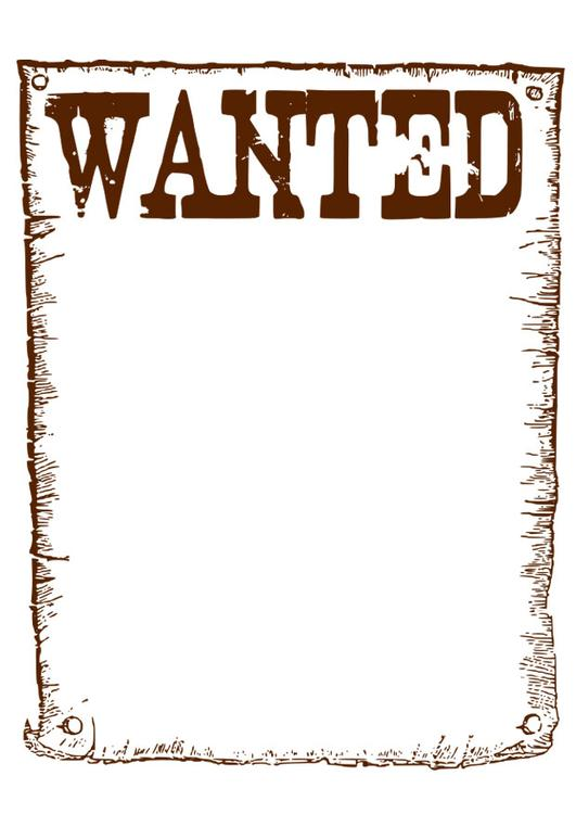 wanted - wanted