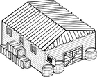 Coloring pages Warehouse