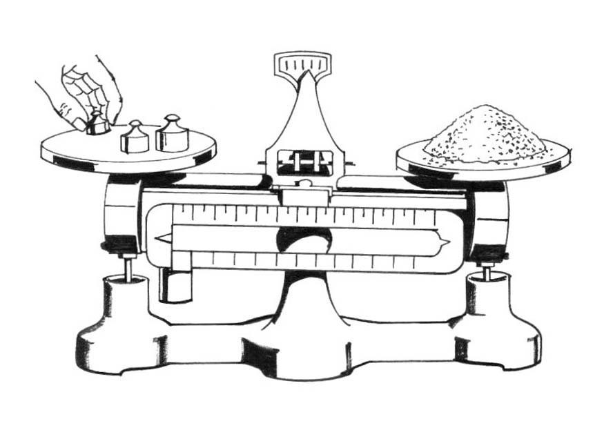 Coloring Page Weighing Scale Img 18891 - Balance-scale-coloring-page
