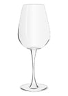 Coloring page wine glass