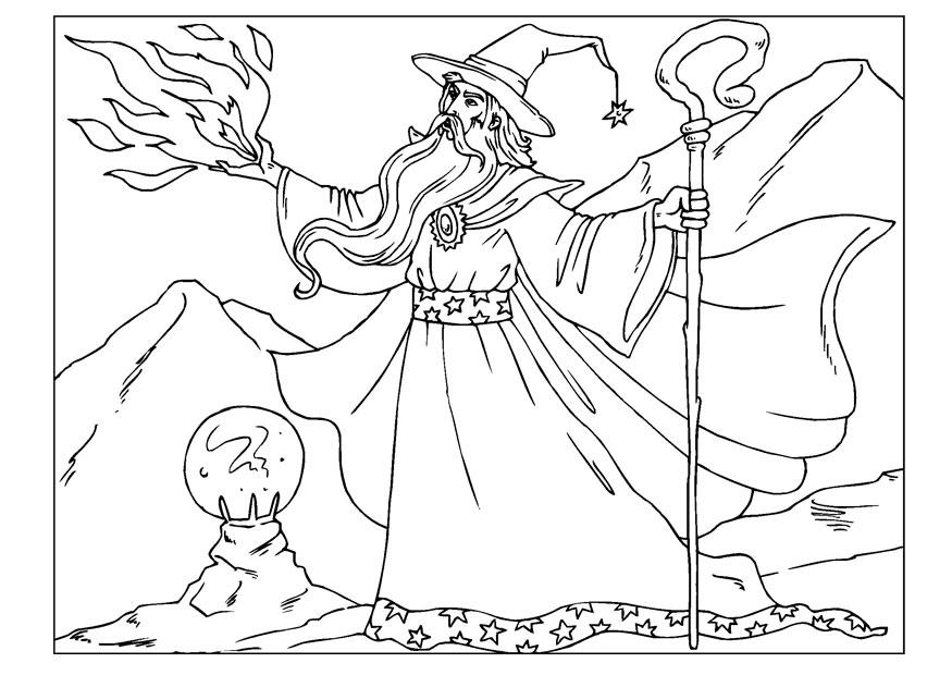 coloring pages wizard101