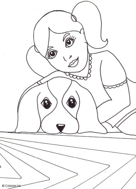 Coloring page World Animal´s Day