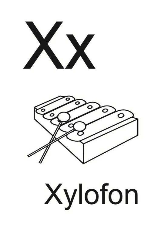 Coloring Page X Free Printable Coloring Pages Img 23638