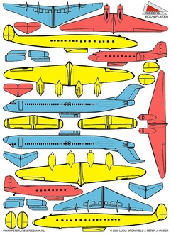 Craft airplanes part 1