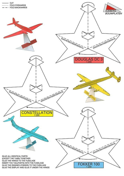 Craft airplanes part 2