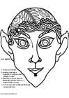 Craft elf mask