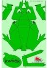 Craft frog