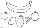 Craft fruit mobile