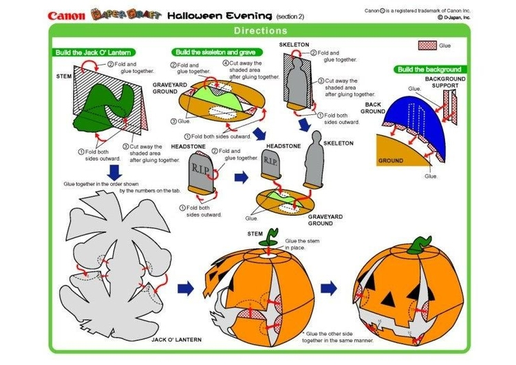Craft halloween 2