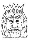 Craft King mask