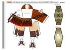 Craft Roman soldier part 2