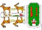 Craft sleigh